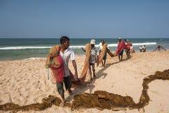 Fishermen , Sri Lanka Stock Photo