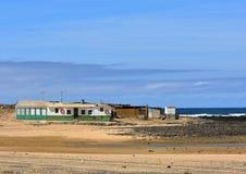 Fishermen village Royalty Free Stock Image
