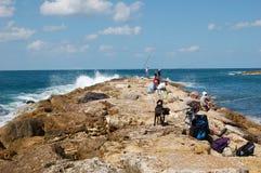 Fishermens Stock Photography