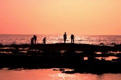 Fishermens Royalty Free Stock Image