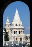 Fishermens Bastion royalty free stock photography