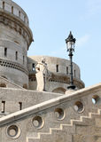 Fishermens bastion Stock Photography