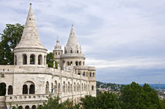 Fishermens Bastion, Budapest Stock Photo