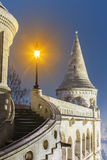 Fishermens Bastion in Budapest Stock Photography
