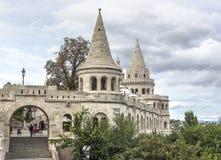 Fishermens Bastion in Budapest Lizenzfreie Stockfotografie
