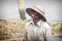 Fishermens in Cochin Stock Photo