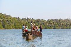 Fishermens from Goa Stock Image