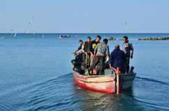 fishers Fotografia Stock