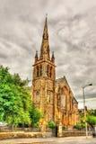 Fisherwick Presbyterian church in Belfast Stock Images
