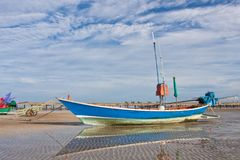 Fishery boat Royalty Free Stock Images