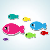 Fishes Royalty Free Stock Image