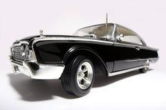 Fisheye 1960 del coche del juguete de la escala del metal de Ford Starliner #2 Imágenes de archivo libres de regalías