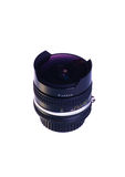 Fisheye lens Stock Images