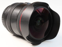Fisheye, lens Stock Images