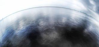 fisheyepanorama arkivfoton