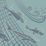 Fishfree ilustración del vector