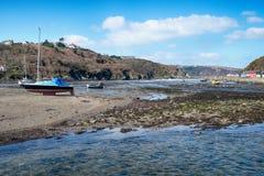 Fishguard in Galles Immagini Stock