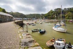 Fishguard Wales Stock Image