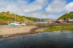 Fishguard Wales Royalty Free Stock Photography