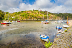 Fishguard Wales Royalty Free Stock Photo