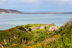 Fishguard Wales Royalty Free Stock Images