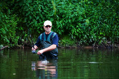 Fishing 1 Stock Photos