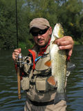 Fishing Royalty Free Stock Images