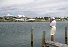 fishing Стоковое Изображение
