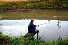 Fishing Stock Photography