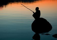 Free Fishing Royalty Free Stock Photography - 161617