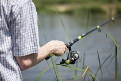 Fishing Stock Image