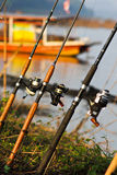 Fishing. Royalty Free Stock Photography