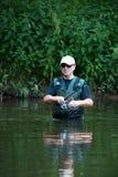 Fishing 3 Stock Image
