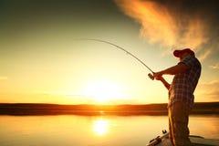 Free Fishing Royalty Free Stock Image - 46210066