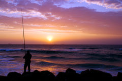 fishing Στοκ εικόνες με δικαίωμα ελεύθερης χρήσης