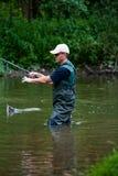 Fishing Royalty Free Stock Photo