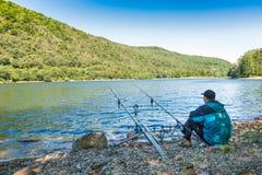 Fishing adventures Royalty Free Stock Photos