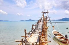 Fishing area Stock Photo