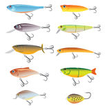 Fishing bait Royalty Free Stock Photography
