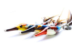 Fishing bait for excited game Stock Photography