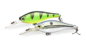 Fishing bait Royalty Free Stock Photo