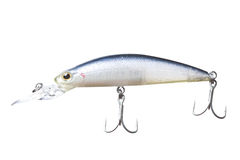 Fishing bait wobbler. Stock Photo