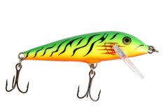 Fishing bait wobbler Stock Photo
