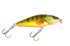 Fishing bait wobbler Stock Image