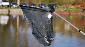 Fishing in Belgium editorial Stock Photo