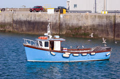Fishing boat Stock Photos