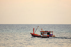 Fishing boat Stock Images