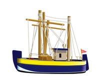Fishing boat Stock Image