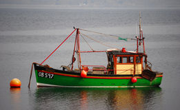 Fishing Boat. Royalty Free Stock Photos