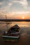 The  fishing boat Royalty Free Stock Photos